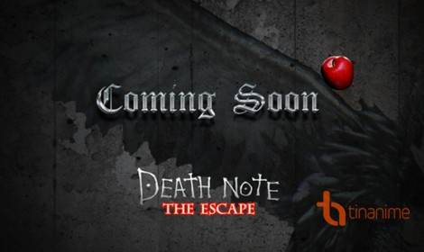 """Phim 4D """"Death Note– The Escape"""" của Universal Studios Japan tung promo video nghẹt thở"""