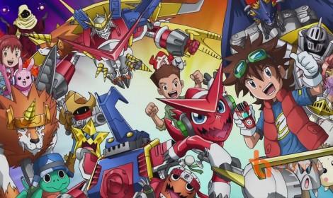 Digimon Universe và những thông tin đầu tiên đầy hứa hẹn