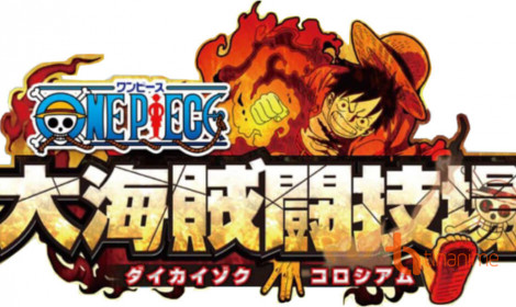 Ra mắt game One Piece mới nhất: Great Pirate Colosseum