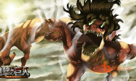 Attack on Titan phần 2 cuối cùng cũng đã lộ diện