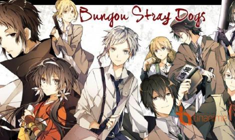 Hai bộ manga ERASED và Bungo Stray Dogs Manga được Yen Press mua bản quyền