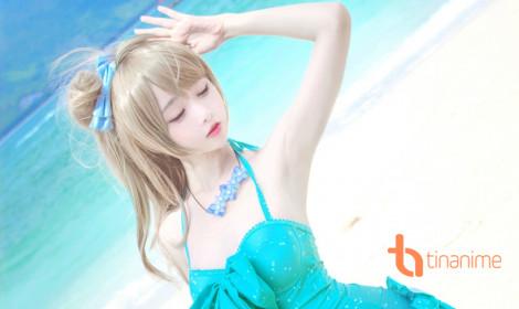 Vẻ đẹp đến kinh ngạc của bộ cosplay Minami Kotori (Love Live! School Idol Project)