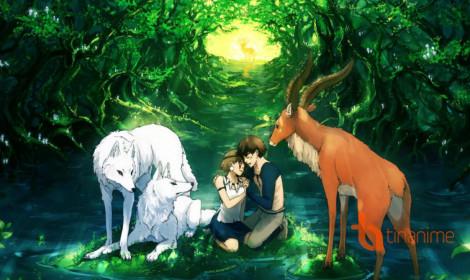 Những bộ anime tương tự như phim Chúa Tể của những chiếc nhẫn