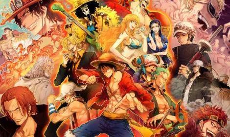 One Piece Film Gold hé lộ một cảnh chiến đấu hoành tráng!