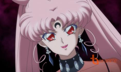 Chỉ dành cho fan nữ! Mẫu trang sức màu đen huyền bí Sailor Moon