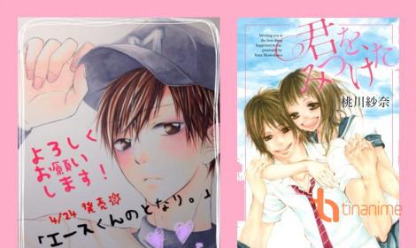 Bộ manga When I'm Beside You và I've Found You At Last - Những câu chuyện tình yêu!