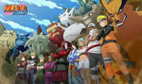 MMORPG Naruto online dành cho PC sắp ra mắt