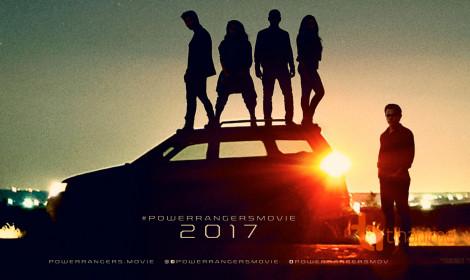 Cực ấn tượng với hình ảnh 5 siêu nhân trong Power Rangers Movie!