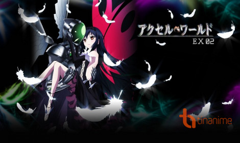 Anime Accel World: Infinite Burst tung preview mới nhất
