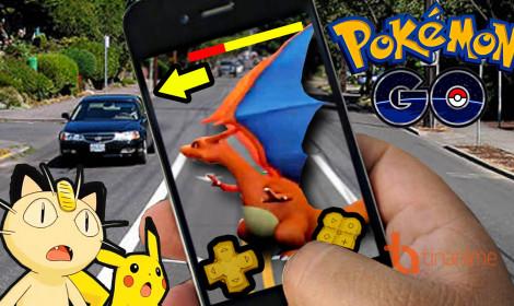Pokémon GO đã có mặt tại Canada!