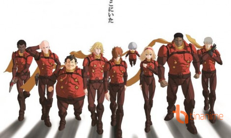 Hé lộ dự án anime mang tên Cyborg 009 Call of Justice!