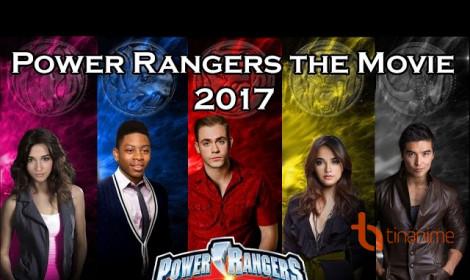 Hình ảnh mới nhất của Power Ranger!