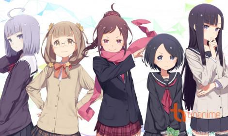 Anime mới Popin Q - hóng đê!