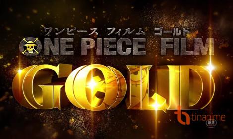 One Piece Film Gold không chỉ được trình chiếu tại Nhật Bản!