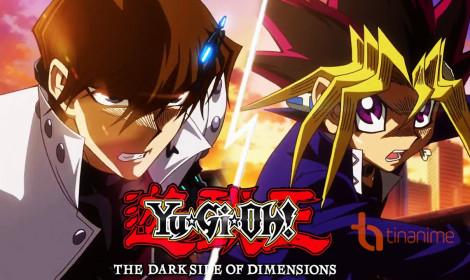 Yu-Gi-Oh!: The Dark Side of Dimensions sẽ có định dạng 4D trong 2 tháng  tới