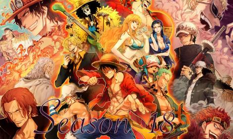 Nóng phỏng tay! Danh sách các quốc gia sẽ phát sóng One Piece Fim Gold!