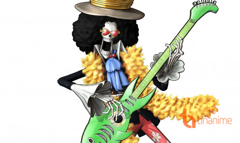 Quẩy hết mình với guitar Brook - One Piece!