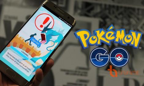 Lượt download khủng của Pokemon Go!