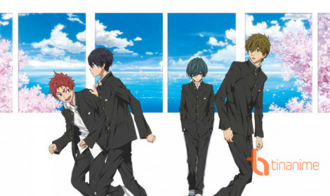 Anime High Speed! - Những chàng trai bơi lội quyến rũ và các con số kỷ lục