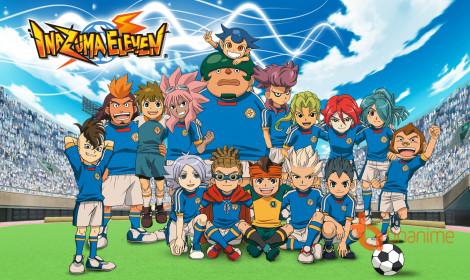 Hé lộ Game và Anime Inazuma Eleven mới nhất