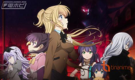 Anime Regalia: The Three Sacred Stars sẽ tạm thời hoãn phát sóng và sẽ tiếp tục vào tháng 9