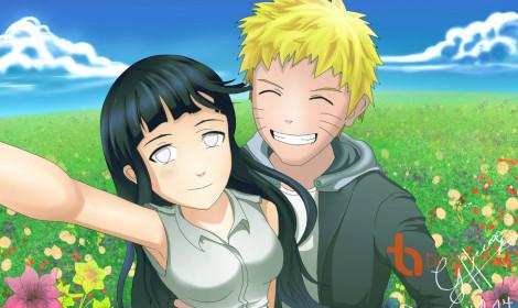 Bộ fanart dễ thương về Naruto!