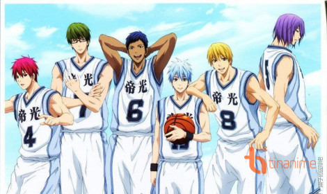 Hình ảnh mới của anime Kuroko's Basketball Extra Game sẽ ra rạp vào mùa xuân 2017