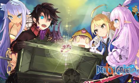 Video đầu tiên cho bộ game Demon Gaze II
