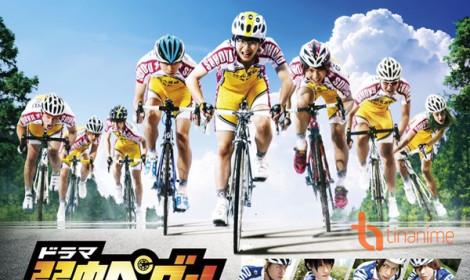 Series Live-action Yowamushi Pedal sắp được công chiếu