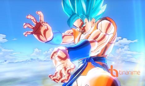 """Tự chọn """"cú chưởng sức mạnh"""" trong trailer thứ 3 của Dragon Ball Xenoverse 2!"""