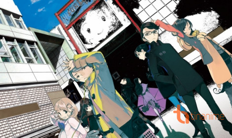 Sắp ra mắt anime mới toanh - Occultic;Nine