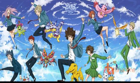 Xem Digimon trong khi chờ Pokemon!