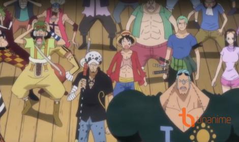 [Review] One Piece ep.751 - Bắt đầu cuộc phiêu lưu mới! Hòn đảo Zou kỳ bí!