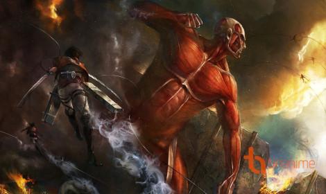 Season 2 của Attack of Titan ấn định thời gian ra mắt!