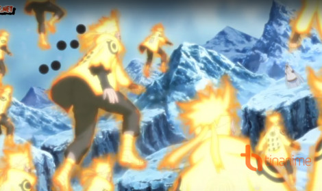 [Review] Naruto Shippuden ep.470 - Mối liên kết