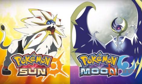 Game Pokemon Sun & Moon chuyển thể manga vào tháng 9