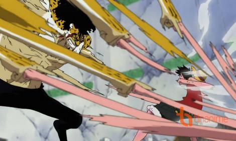 Những lần xuất hiện cực ngầu của Luffy (Phần 2)