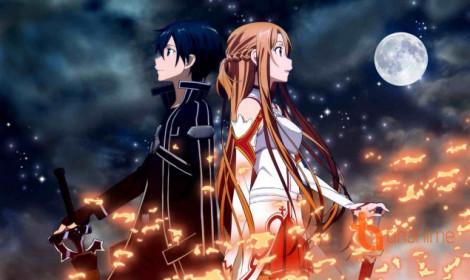 Novel Sword Art Online bước vào arc mới vào năm 2017