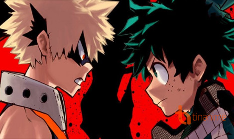 Season 2 của Boku no Hero Academia sắp ra mắt!