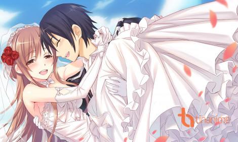 [Fanart] Kirito và Asuna!