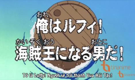 [Review] Hồi ký One Piece - tập 1