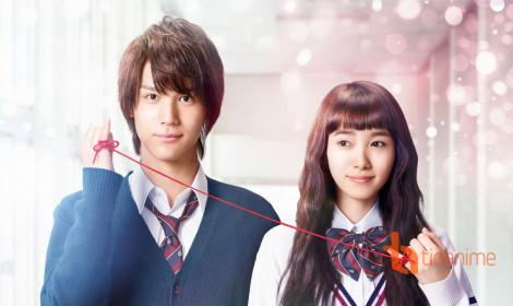 Hé lộ cảnh hôn nhau của 2 nhân vật chính trong live-action Kyō no Kira-kun