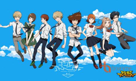 Digimon Adventure tri - vừa xem phim vừa nghe nhạc đê!
