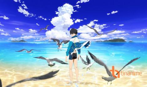 Mùa hè mát lành với Free! - Anime bơi lội!