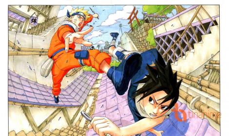 Dự án mới của tác giả Naruto đã được xác nhận!