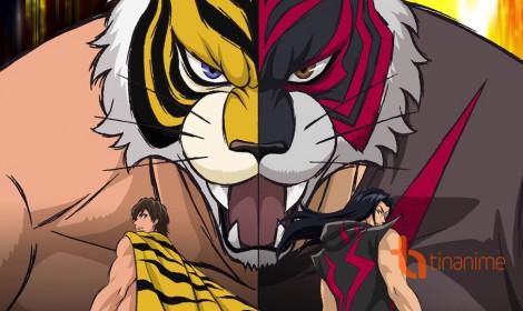 Tiger Mask W - anime hành động mùa Thu 2016