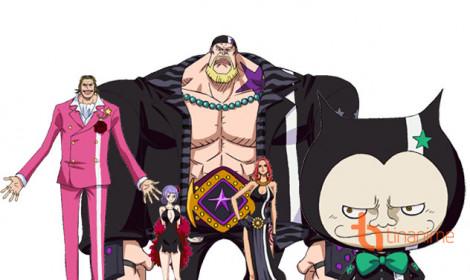 Phe đối đầu băng Mũ Rơm trong One Piece Film Gold gồm những ai?