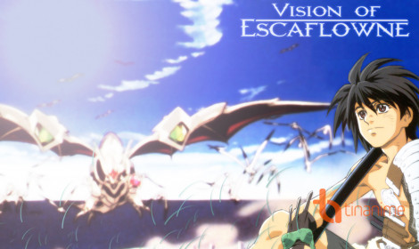 Trailer cho The Vision of Escaflowne được tiết lộ