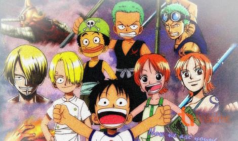 Chủ Nhật thật thư thái với các ca khúc trong phim One Piece!