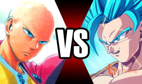 Son Goku vs Saitama  - Ai mạnh hơn ai?